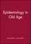 Epidemiology in Old Age (0727909487) cover image
