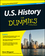 U.S. History For Dummies, 3rd Edition (1118888987) cover image
