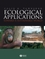 Ecological Applications: Toward a Sustainable World (1405136987) cover image