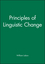 Principles of Linguistic Change, 3 Volume Set (1444327887) cover image