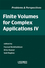 Finite Volumes for Complex Applications IV: Problems and Perspectives (1905209487) cover image