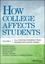 How College Affects Students: 21st Century Evidence that Higher Education Works, Volume 3  (1118462688) cover image