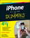 iPhone All-in-One For Dummies, 4th Edition (1118932188) cover image