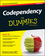 Codependency For Dummies, 2nd Edition (1118982088) cover image
