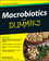 Macrobiotics For Dummies (0470401389) cover image