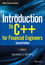 Introduction to C++ for Financial Engineers: An Object-Oriented Approach, 2nd Edition (1118446089) cover image