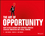 The Art of Opportunity: How to Build Growth and Ventures Through Strategic Innovation and Visual Thinking (1119151589) cover image