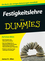 Festigkeitslehre für Dummies (3527674489) cover image