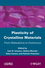 Plasticity of Crystalline Materials: from Dislocations to Continuum (184821278X) cover image