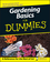 Gardening Basics For Dummies (0470037490) cover image