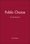 Public Choice: An Introduction (0631138390) cover image