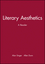 Literary Aesthetics: A Reader (0631208690) cover image