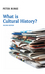What is Cultural History?, 2nd Edition (0745644090) cover image