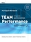Team Performance Inventory: A Guide for Assessing and Building High-Performing Teams, Participant Workbook (0787986690) cover image