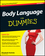 Body Language For Dummies, 2nd Edition (1119953790) cover image