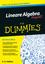 Lineare Algebra kompakt für Dummies (3527687890) cover image