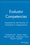 Evaluator Competencies: Standards for the Practice of Evaluation in Organizations  (0787995991) cover image