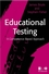 Educational Testing: A Competence-Based Approach (1405146591) cover image