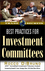 Best Practices for Investment Committees (1592803091) cover image