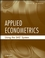 Applied Econometrics Using the SAS System (0470129492) cover image