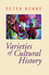 Varieties of Cultural History (0745616992) cover image