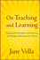 On Teaching and Learning: Putting the Principles and Practices of Dialogue Education into Action (0787986992) cover image