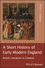 A Short History of Early Modern England: British Literature in Context (1405195592) cover image