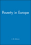 Poverty in Europe (0631209093) cover image
