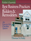 Best Business Practices for Builders and Remodelers: An Easy-to-Use Checklist System (0876296193) cover image