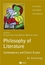 The Philosophy of Literature: Contemporary and Classic Readings - An Anthology (1405112093) cover image
