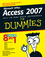 Microsoft Office Access 2007 All-in-One Desk Reference For Dummies (0470036494) cover image
