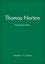Thomas Norton: Parliament Man (0631167994) cover image