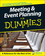 Meeting and Event Planning For Dummies (0764538594) cover image