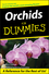 Orchids For Dummies (0764567594) cover image