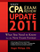 Wiley CPA Exam Review 2011 Update (1118016394) cover image