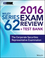 Wiley Series 62 Exam Review 2016 + Test Bank: The Corporate Securities Limited Representative Examination (1119112494) cover image