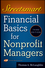 Streetsmart Financial Basics for Nonprofit Managers, 3rd Edition (0470414995) cover image