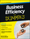 Business Efficiency For Dummies (1118449495) cover image