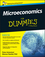 Microeconomics For Dummies - UK, UK Edition (1119026695) cover image