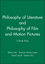 Philosophy of Literature, and Philosophy of Film and Motion Pictures, 2 Book Pack (0470435496) cover image
