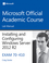 70-410 Installing & Configuring Windows Server 2012 R2 Lab Manual (1118882296) cover image