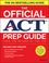 The Official ACT Prep Guide, 2018 Edition (Book + Bonus Online Content) (1119386896) cover image