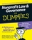 Nonprofit Law and Governance For Dummies (0470087897) cover image