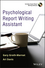 Psychological Report Writing Assistant (0470888997) cover image