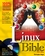 Linux�Bible: Boot Up to Fedora, KNOPPIX, Debian, SUSE, Ubuntu�, and 7 Other Distributions, 2006 Edition (0471754897) cover image