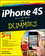 iPhone 4S All-in-One For Dummies (1118101197) cover image