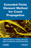 Extended Finite Element Method for Crack Propagation (1848212097) cover image