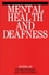 Mental Health and Deafness (1897635397) cover image