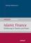 Islamic Finance: Einführung in Theorie und Praxis (3527503897) cover image