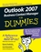 Outlook 2007 Business Contact Manager For Dummies (0470107898) cover image